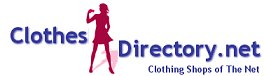 Online Clothing Store Listings  - Clothes shops organized by categories